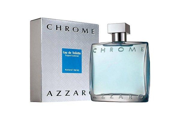 Azzaro Chrome Vapo Perfume Masculino Eau de Toilette 30ml