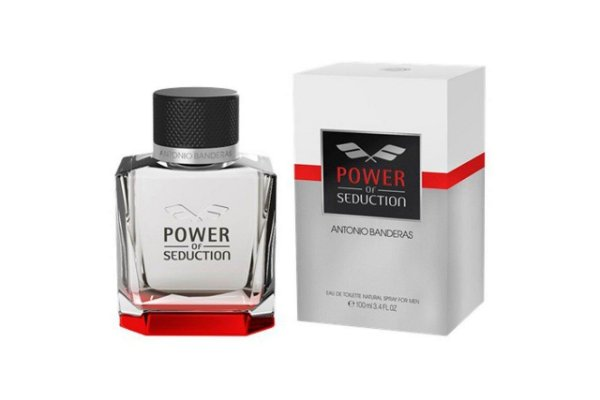 Antonio Banderas Power Of Seduction Homme Edt100ml