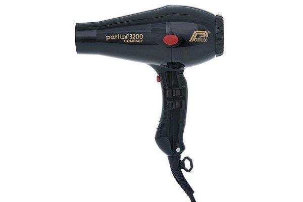 Parlux Secador de Cabelo 3200 Preto 220v