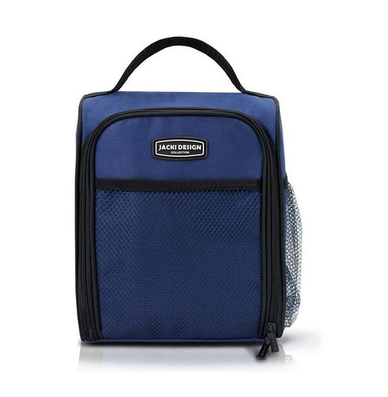 Jacki Design Bolsa Termica Tam. G Lisa Cor Azul