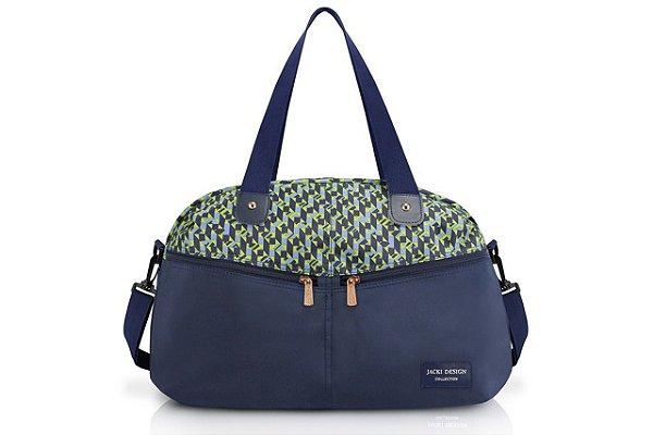 Jacki Design Bolsa de viagem Cor Verde