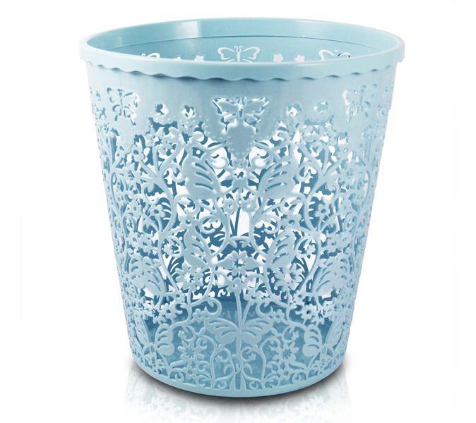 Jacki Design Cesto Organizador G Cor Azul
