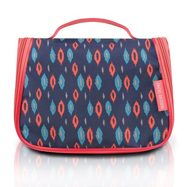 Jacki Design Necessaire De Viagem Cor Azul E Rosa