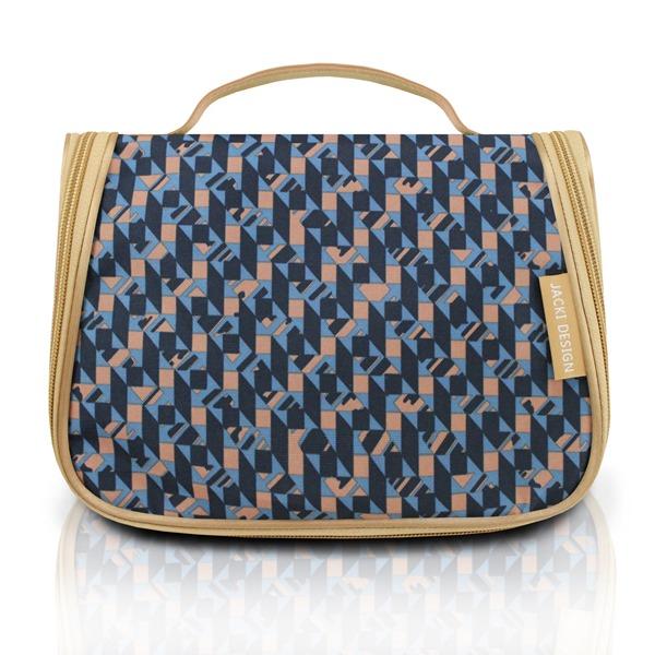 Jacki Design Necessaire de Viagem Cor Azul