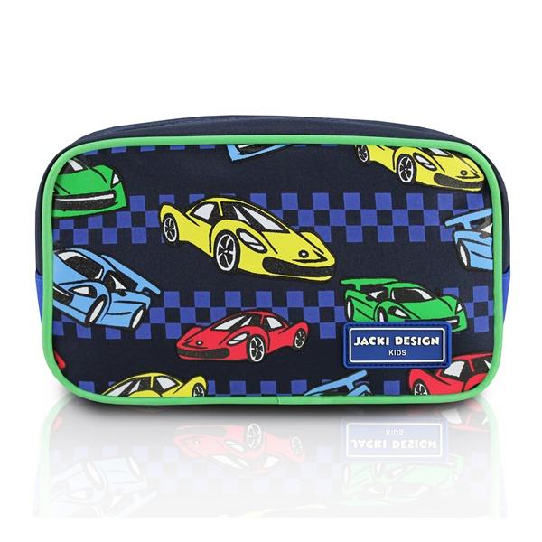 Jacki Design Necessaire E Estojo Carro Cor Azul E Verde