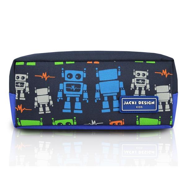 Jacki Design Necessaire E Estojo Robô Cor Azul