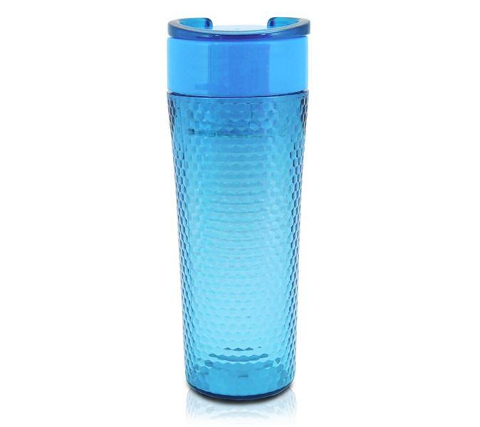 Jacki Design Copo Com Tampa E Infusor Cor Azul 450ml
