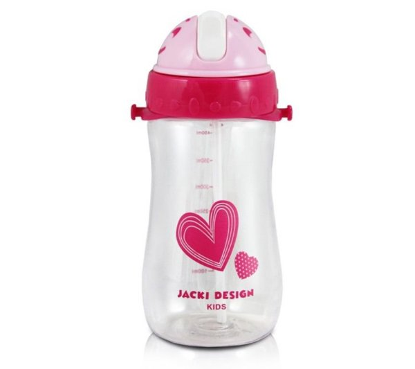 Jacki Design Squeeze Coração Pink Cor Pink