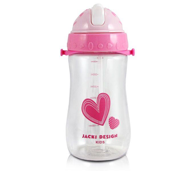 Jacki Design Squeeze Coração Rosa Cor Rosa