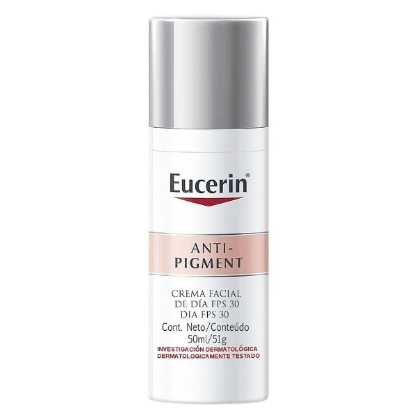Eucerin Anti-Pigment Dia FPS 30 Creme Clareador 50ml