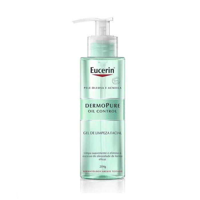 Eucerin DermoPure Oil Control Gel de Limpeza 200ml