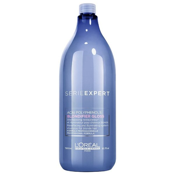 Loreal Professionnel Blondifier Gloss Shampoo 1500ml