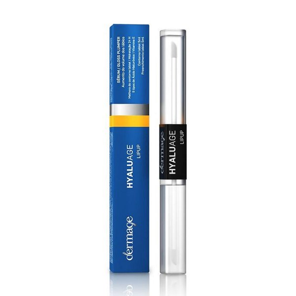 Dermage Gloss Hyaluage Lip Up Preenchimento Labial 10ml