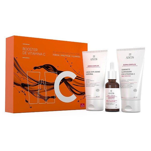 Adcos Derma Complex Kit Booster de Vitamina C