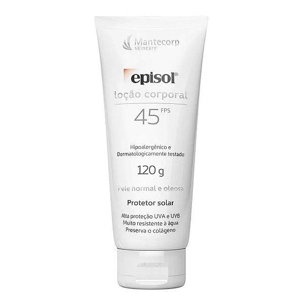 Mantecorp Episol Protetor Solar Corporal FPS45 120g