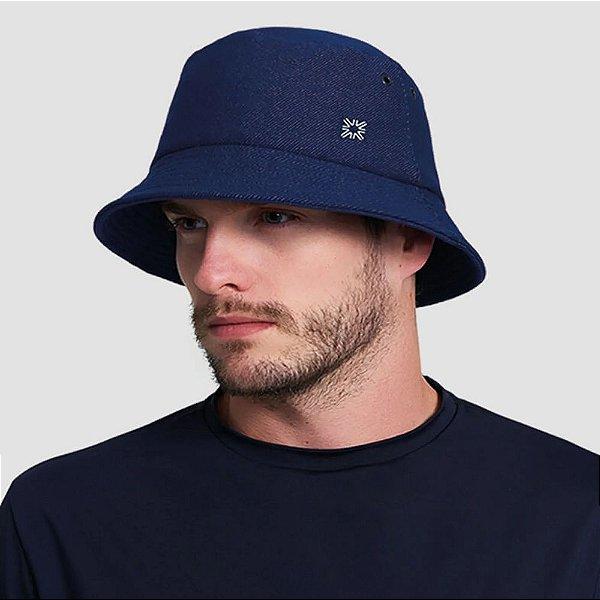 Chapéu com Proteção Solar Linha Premium Jeans UV Toronto