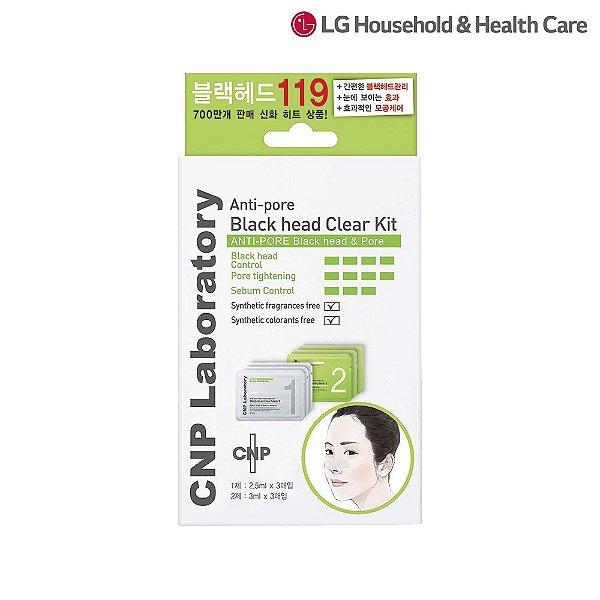 CNP Kit de Remocao de Cravos Anti-Pore 16,5ml