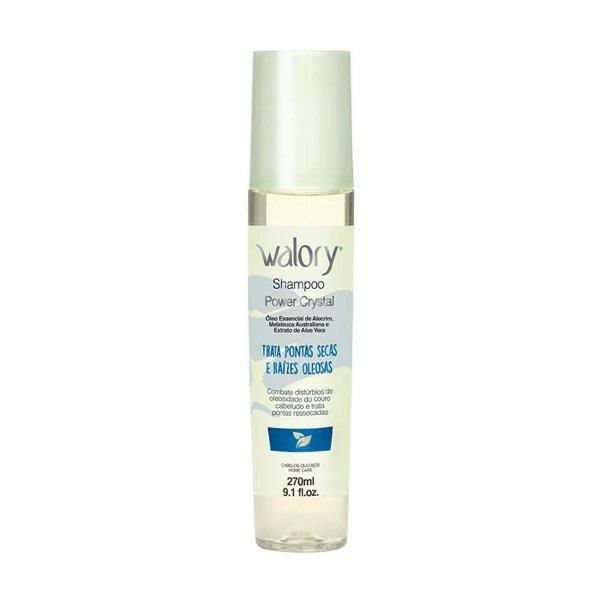Walory Shampoo Professional Power Crystal 270ml