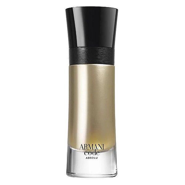 Giorgio Armani Code Homme Absolu Perfume Masculino Eau de Parfum 60ml