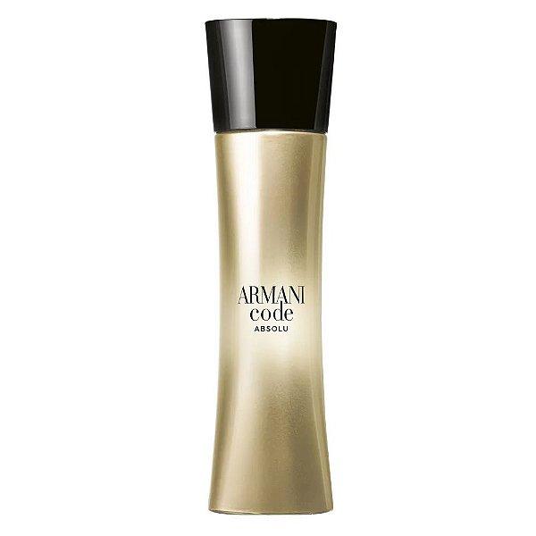Giorgio Armani Code Absolu Perfume Feminino Eau de Parfum 50ml