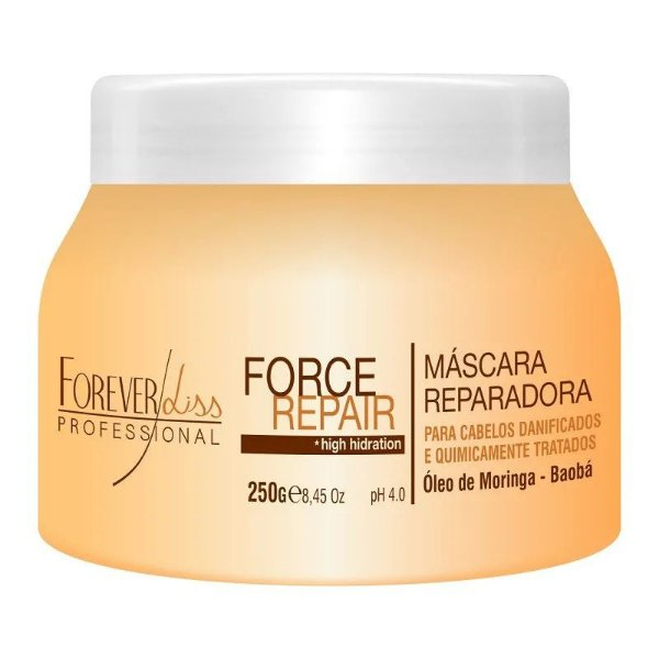 Forever Liss Force Repair Máscara 250g