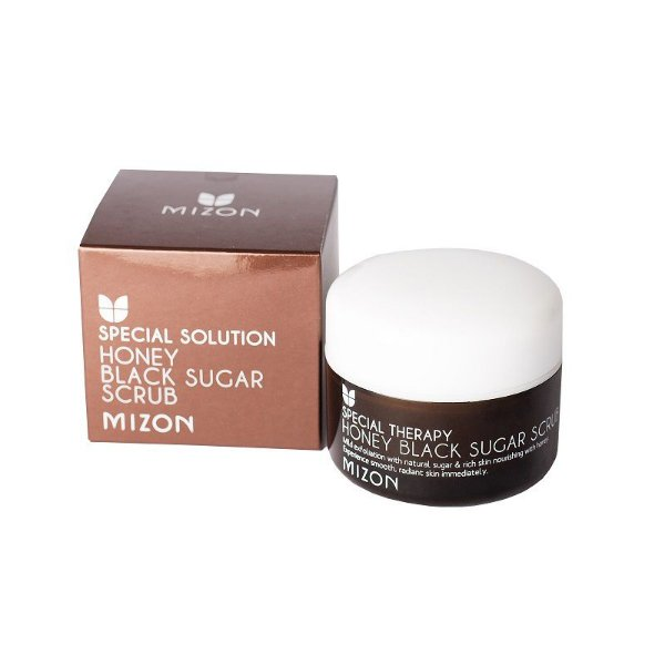 Mizon Honey Black Sugar Scrub 90g