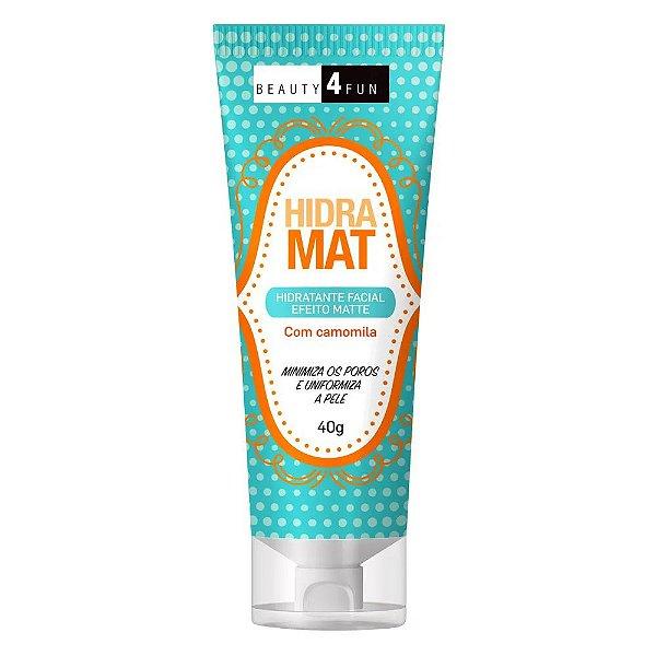Beauty 4 Fun Hidra Mat Hidratante Facial 40g
