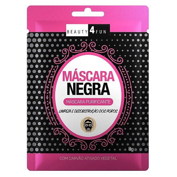 Beauty 4 Fun Máscara Negra Purificante 8g
