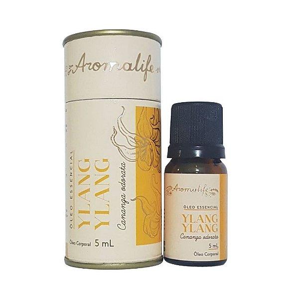 Aromalife Ylang Ylang Óleo Essencial 5ml