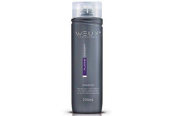 Weux Professional Shampoo Platine Concept 250g