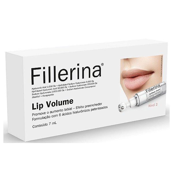 Fillerina Lip Volume Nível 2 7ml