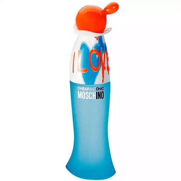 Moschino I Love Love Perfume Feminino Eau de Toilette 100ml