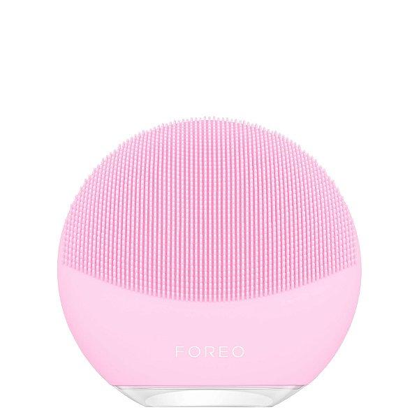 Foreo Luna Mini 3 Pearl Pink Escova de Limpeza Facial