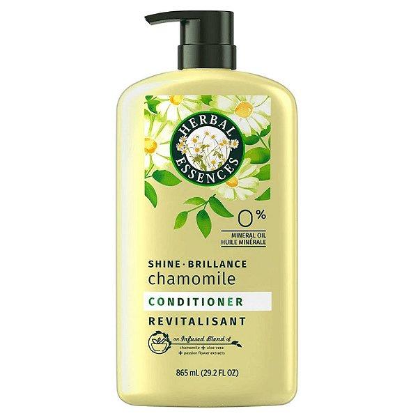 Herbal Essences He Shine Coll Brilliance Condicionador 865ml