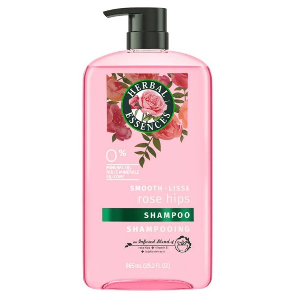 Herbal Essences He Smooth Coll Lisse Shampoo 865ml