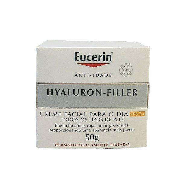 Eucerin Hyaluron Filler Creme Facial Dia Fps30 50ml