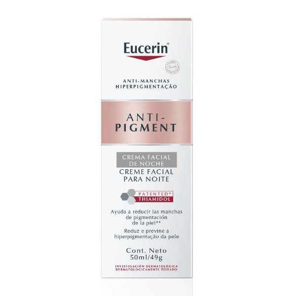 Eucerin Anti-Pigment Noite Creme Facial 50ml