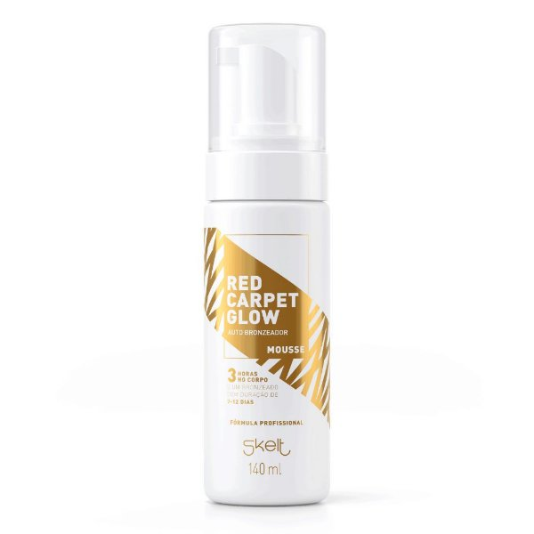 Skelt Auto Bronzeador Mousse 140ml