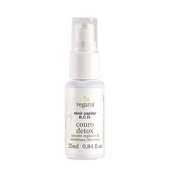 Vegana Elixir Couro Detox Tea Tree 25ml