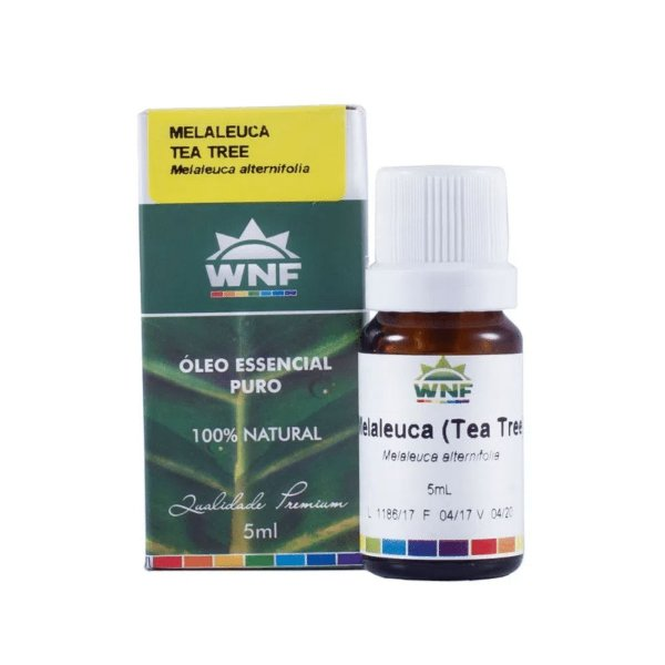WNF Óleo Essencial Melaleuca (Tea Tree) 5ml