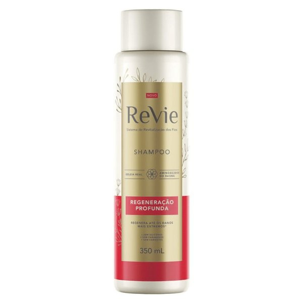Revie Shampoo Regeneração 350ml