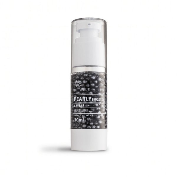 Be Belle Pearly Booster Caviar Creme Nutritivo 30ml