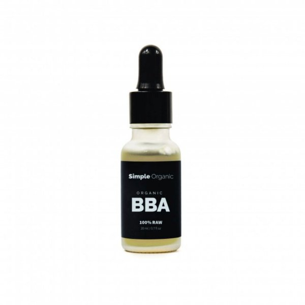Simple Organic BBA 20ml