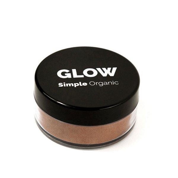 Simple Organic Glow Bronzer 7g
