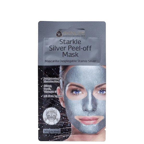 Skinlite Máscara Starkle Peel-Off de Prata