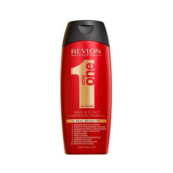 Revlon Professional Uniq One All In One Hair Shampoo 300ml