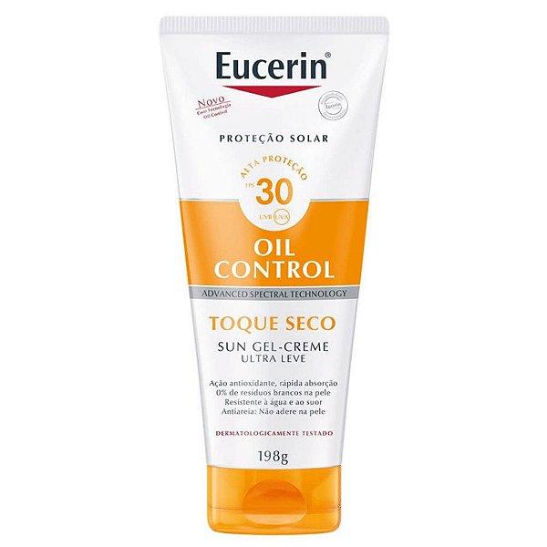 Eucerin Sun Oil Control Toque Seco Fps 30 Corporal 200g