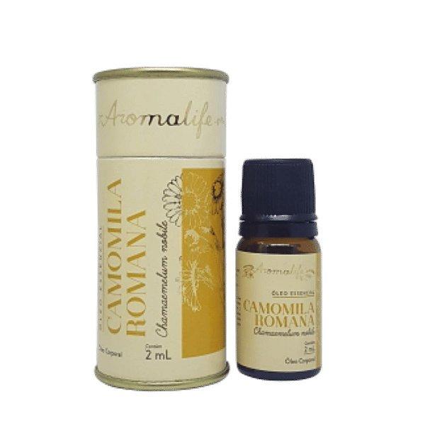Aromalife Óleo Essencial Camomila Romana 2ml