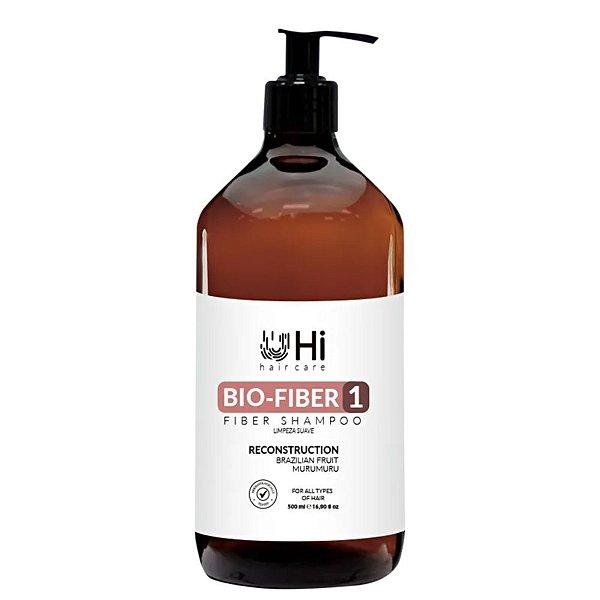 Hi Hair Care Bio Fiber 1 Fiber Shampoo 500ml