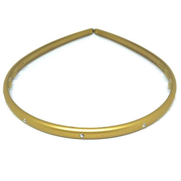 Finestra Tiara Fina Dourada Fosco N557FD/5S 0,7cm